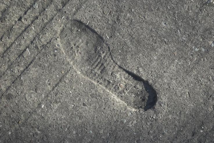 Concretefootprint01