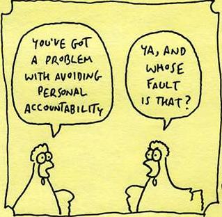 personal accountabiltiy